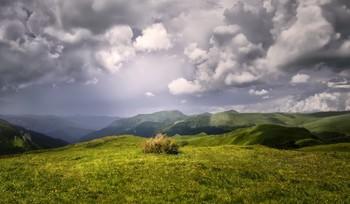 В горах. / Черногория