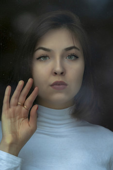 Татьяна / Фото через стекло. Обработка