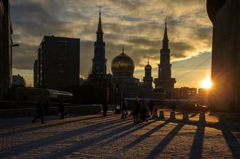 Солнечный проблеск / Москва 2018