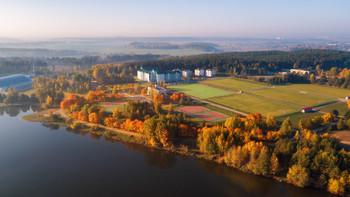 Осенние Стайки / Минувшая золотая осень под Минском