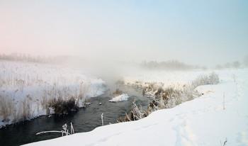 Увертюра морозного дня / Зимние туманы.