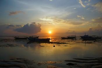 Спокойное утро... / Берег океана