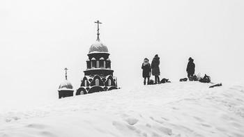 Черным по белому / Город Владимир