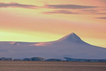 Белые ночи / Декабрь, Южные Шетландские острова, Антарктида