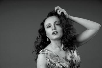 Елена / Портрет в монохроме