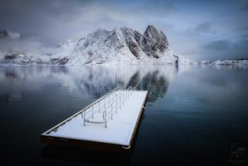 Sakrisoy / Норвегия