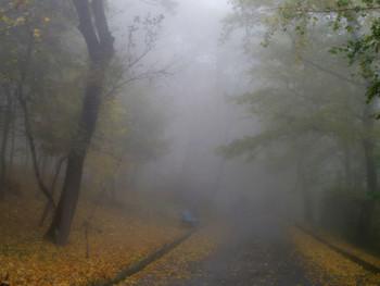 Осенний терренкур........... / КМВ. Железноводск. Октябрь