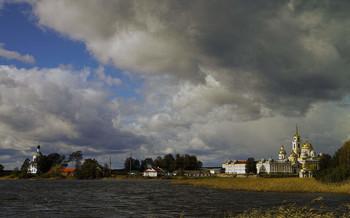 Нило-Столобенская пустынь(православный мужской монастырь) / Селигерские зарисовки.