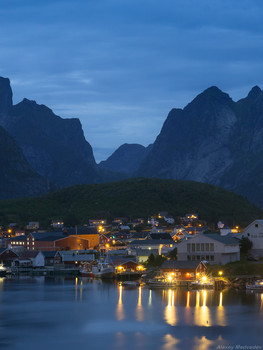 Без названия / Лофотены, Норвегия
