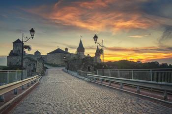 Крепость / Каменец-Подольсквя крепость в Украине