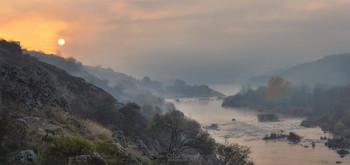 Осенний Гипанис / Гипанис - древнее название реки Южный Буг (Украина).
