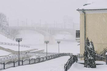 Без названия / Vitebsk.Belarus.Winter