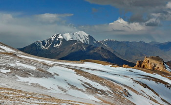 Вокруг горы Шахдаг / Азербайджан
