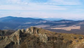 Голубые горы Кавказа / Окрестности Тбилиси