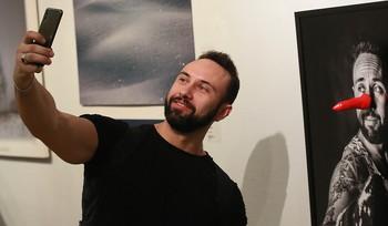 """Двойной портрет !!! / 6-го марта в галерее """"Нагорная"""" открылась выставка Творческие мастерские «Снег.Nix.Snow» ТСХР при поддержке министерства культуры Москвы. Выставка будет открыта до 24 марта."""