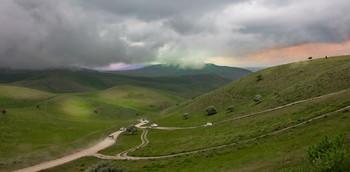 Горные дороги / Азербайджан