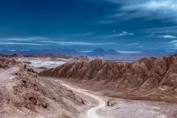 Атакама / Пустыня Атакама, Чили