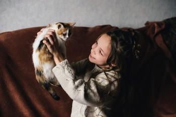 Линуся / модель Ангелина Табакова причёска Галина Князева