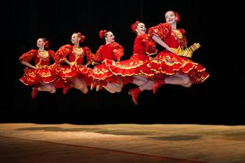 "Земля прощай... / Театр танца ""ИВАН да МАРЬЯ"", Барнаул"