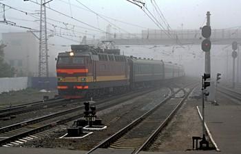 Железнодорожная пятница / Вышел поезд из тумана.