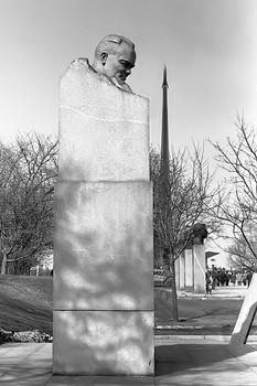Аллея Космонавтов! (1979 год) / 12 апреля - День Космонавтики.