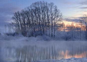 безмятежная пятница / Алтайский край. Озеро светлое.