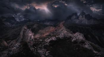 Доломиты / https://mikhaliuk.com/Phototour-Alps-Tre-Cime-di-Lavaredo/ Самые яркие места Доломит. Фотоэкспедиция