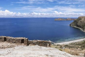 Озеро Титикака / Боливия.