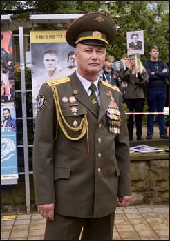 Боевой офицер / Бессмертный полк.