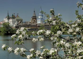 Весна в Измайлово... / Из архива, снято в прошлые года...
