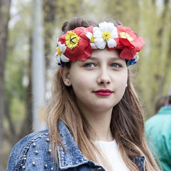 Белорусочка. / Молодость.