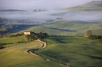 Туманные перспективы / Тоскана