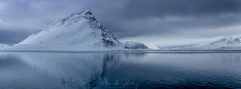 Ледяное спокойствие / Арктика (панорама)