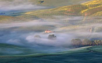 Клочками туман / Клочками туман