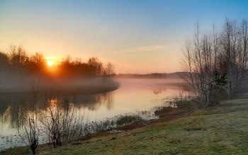 Утренняя тишина / .........