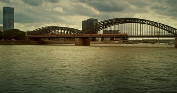/ Hohenzollernbrücke