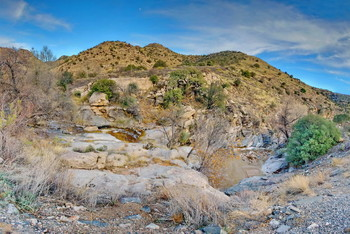 ручей / гора Леммон, Туссон, Аризона