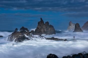 Наедине с океаном / Канарские острова
