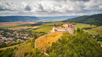 Красна Горка. / Словакия