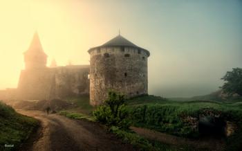 Последний месяц лета / Каменец-Подольская крепость.