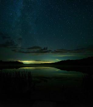 Звёздная ночь. / ***