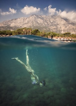 Средиземное побережье / Турецкий берег