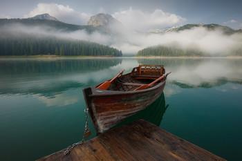 / Чёрное озеро (Црно-Езеро), национальный парк Дурмитор, Черногория