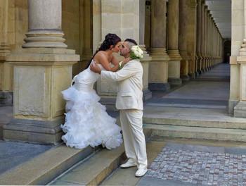 Поцелуй / Свадебное фото