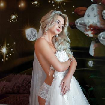 Утро невесты / фотосессия в доме невесты, октябрь 2019, Барановичи
