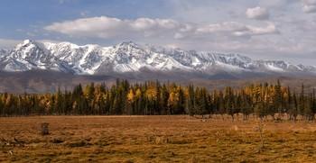 Алтайская осень. / Осень на Алтае во всей красе.