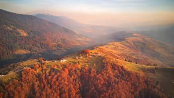 Теплый октябрь. Синевирский перевал / ***