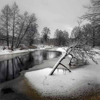 Зима в душе у каждого своя.. / Нижегородская область