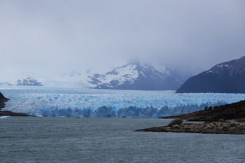 Ледник Перито Морено / Аргентина