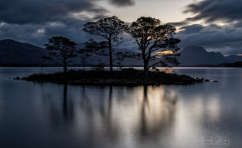 Trinity Island / Лох Мари, Национальный парк Бейнн Эйге, Шотландия